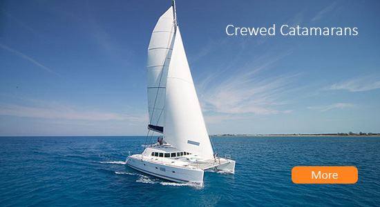 crewed catamaran 1
